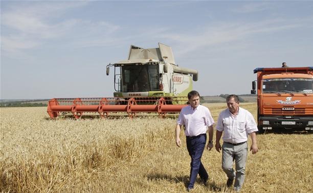 Сельское хозяйство Тульской области должно развиваться в ускоренном темпе