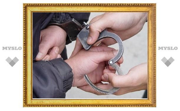 Под Тулой задержан поставщик марихуаны