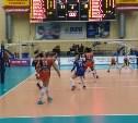 «Тулица» уступила «Северянке» первый матч полуфинала