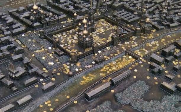 На новом бронзовом памятнике на ул. Советской появилась ржавчина