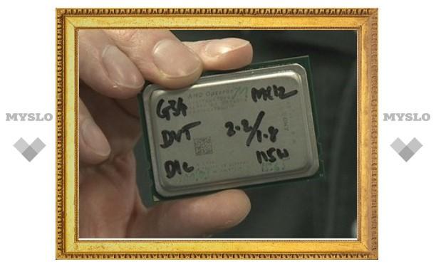 AMD выпустила первые 12-ядерные процессоры