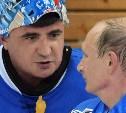 Алексей Дюмин и Владимир Путин сыграют за «Звёзд Ночной хоккейной лиги» в Сочи