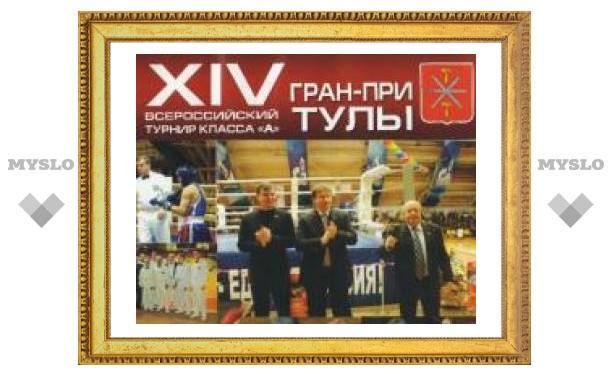 Всероссийский турнир по боксу пройдет в Туле!