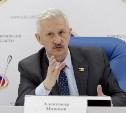 Зампред Тульского избиркома Александр Машков уходит в отставку