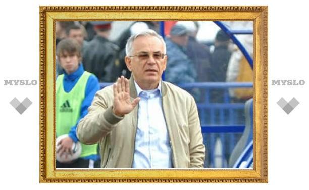 Гаджи Гаджиев возглавил клуб премьер-лиги