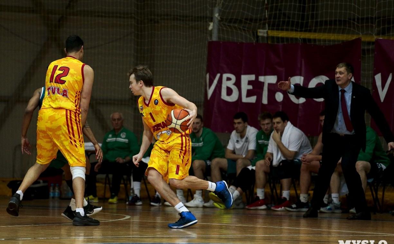 БК «Арсенал» вышел в «Финал четырех» Евразийской лиги баскетбола