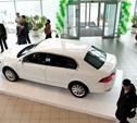 Презентация новой модели  ŠKODA Superb в автосалоне «Арсенал-Авто»