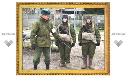 В Туле стало больше десантников