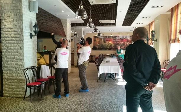После визита «Ревизорро» тульское кафе «Кафедра» временно закрыто