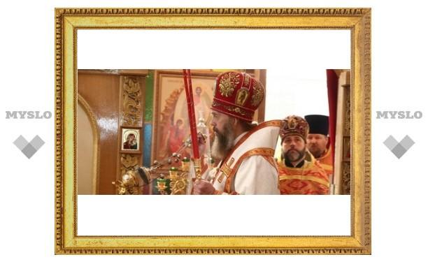 В Туле открылся новый храм