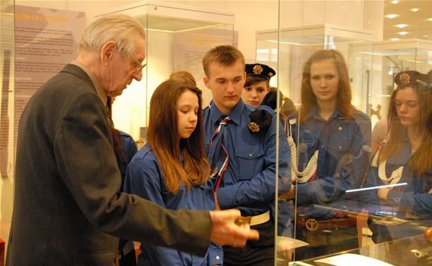 В музее оружия открылась новая выставка