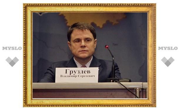 Губернатор пообещал помогать новому начальнику полиции Тульской области