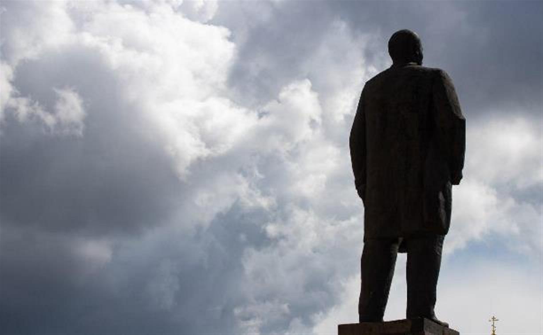 На ремонт тульского памятника Ленину потратят почти 5 млн рублей