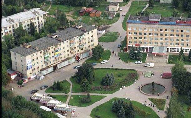 Новомосковцы хотят сами восстановить сквер «Семья»