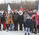 В Кимовске прошли лыжные соревнования на призы В. Карпинского