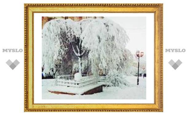 13 октября: снег упал - зимы не будет