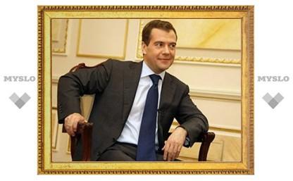 Медведев встретится с Папой Римским