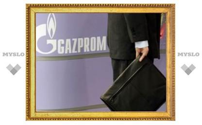 """Чиновники отказались поднимать доходы бюджета за счет """"Газпрома"""""""
