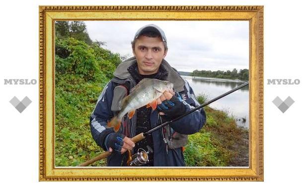 Под Тулой соревновались рыбаки