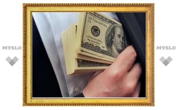 Первый заместитель губернатора заработал за прошлый год на 9 миллионов меньше супруги