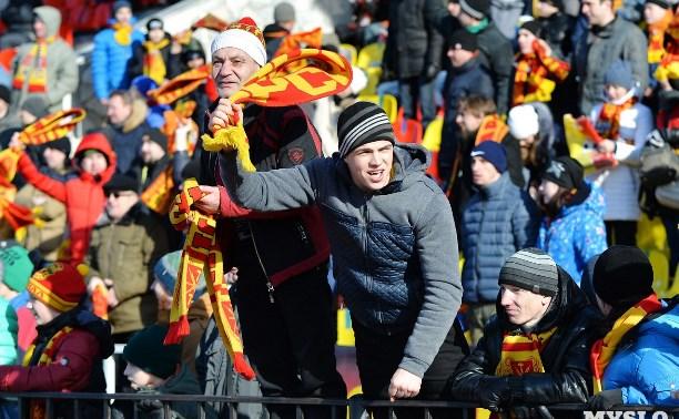 Капитан «Арсенала» принес победу нашей команде в Тюмени