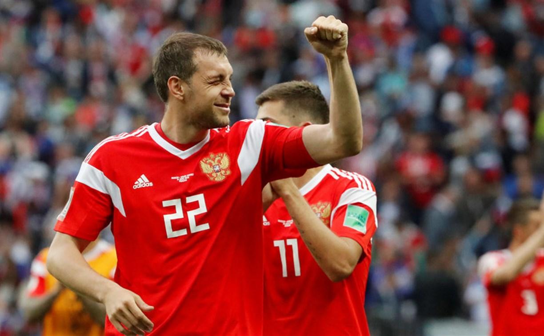 Артём Дзюба забил гол сборной Египта