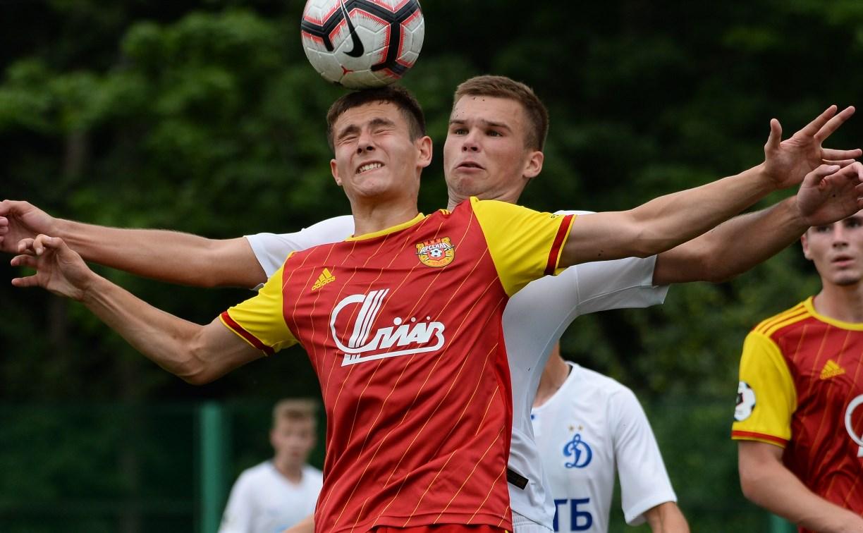 Молодёжка «Арсенала» обыграла «Динамо» со счётом 1:0