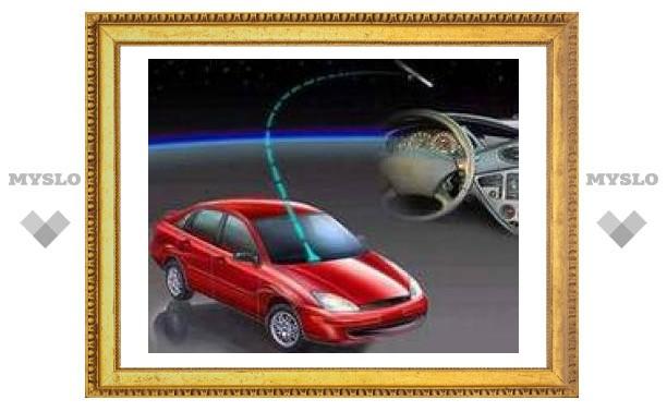 В машинах появится спутниковое телевидение