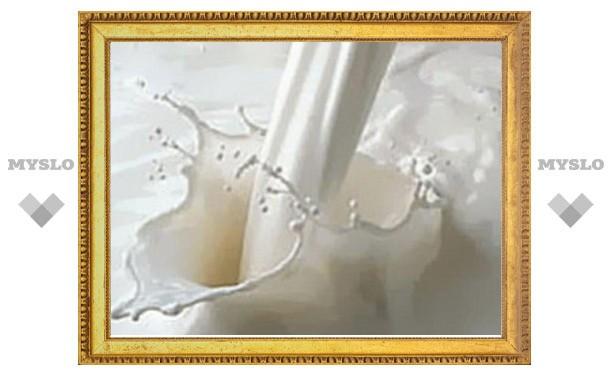 В тульском молоке нет растительных жиров