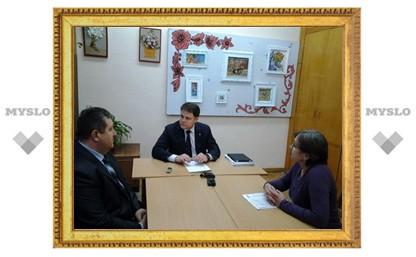 Владимир Груздев посоветовал суворовским чиновникам разумно расходовать народный бюджет