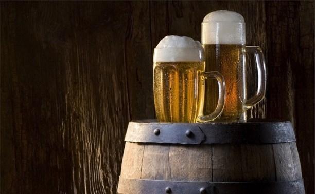 В Ленинском районе мужчина украл из магазина 50-литровую кегу с пивом