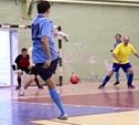 В Тульской лиге любителей футбола лидеры укрепляют позиции
