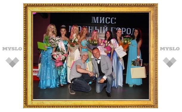 «Мисс «Модный город» - Весна 2012» стала Екатерина Господынько!