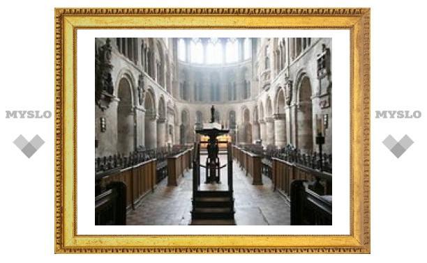 Англиканская церковь обвенчала священников- гомосексуалистов