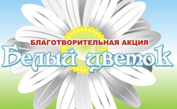 В Туле пройдет благотворительная акция «Белый цветок»