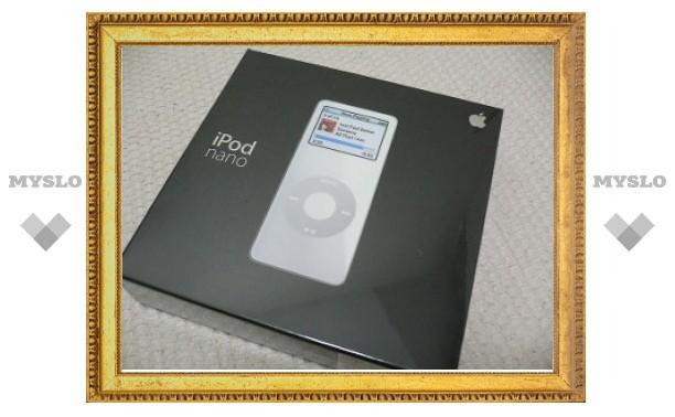 Apple отзовет плееры iPod nano из-за дефекта батареи