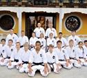 В Тульской области побывал основатель стиля Фудокан каратэ