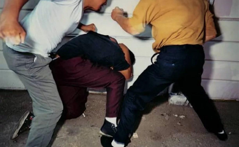 В Алексине трое мужчин до смерти забили бездомного