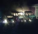 Полиция поймала поджигателя четырех машин в Новомосковске