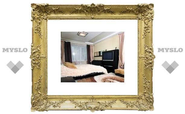 Спальня на меху