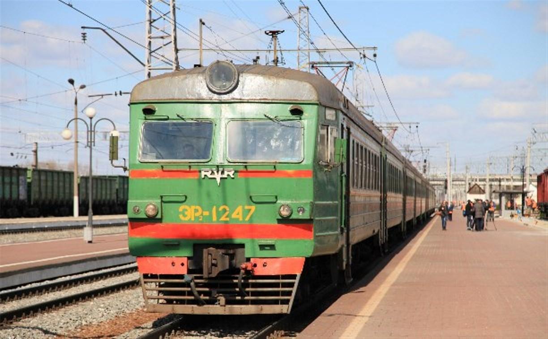 На майские  праздники изменится график движения электричек и поездов