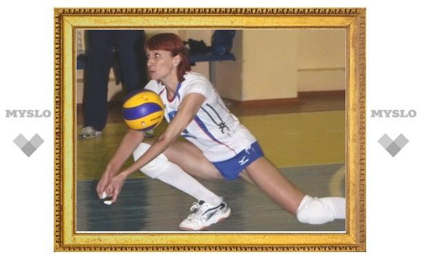 В Тульской области появился новый волейбольный клуб