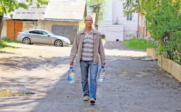 Проблемы с водой на Косой Горе решат в июле