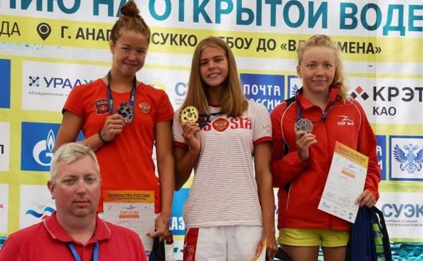 Тульские пловцы вернулись с победой с первенства России