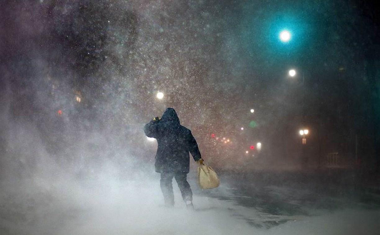 В Тулу может нагрянуть снежная буря