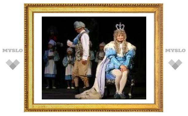 "Туляки поставили балет ""Щелкунчик"""