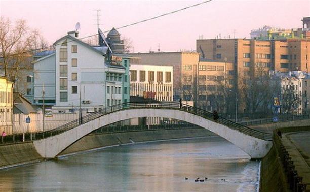 Заречье и Пролетарский свяжет пешеходный мостик