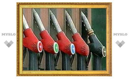 Цены на бензин по России выросли за неделю на 1%