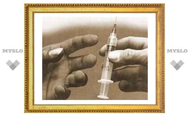 В Тульской области изъяли 345 кг наркотиков!