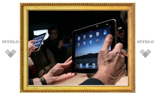 Четверть партии официальных iPad распродали за сутки